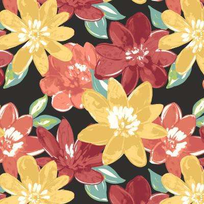 Ruby Abella Floral Outdoor Fabric by The Yard