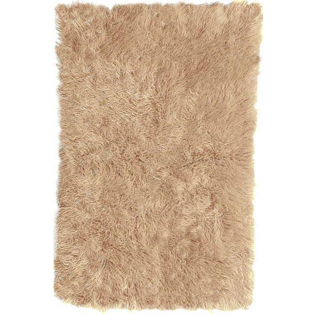 Home decorators collection standard flokati beige 9 ft 10 for Home decorators rugs