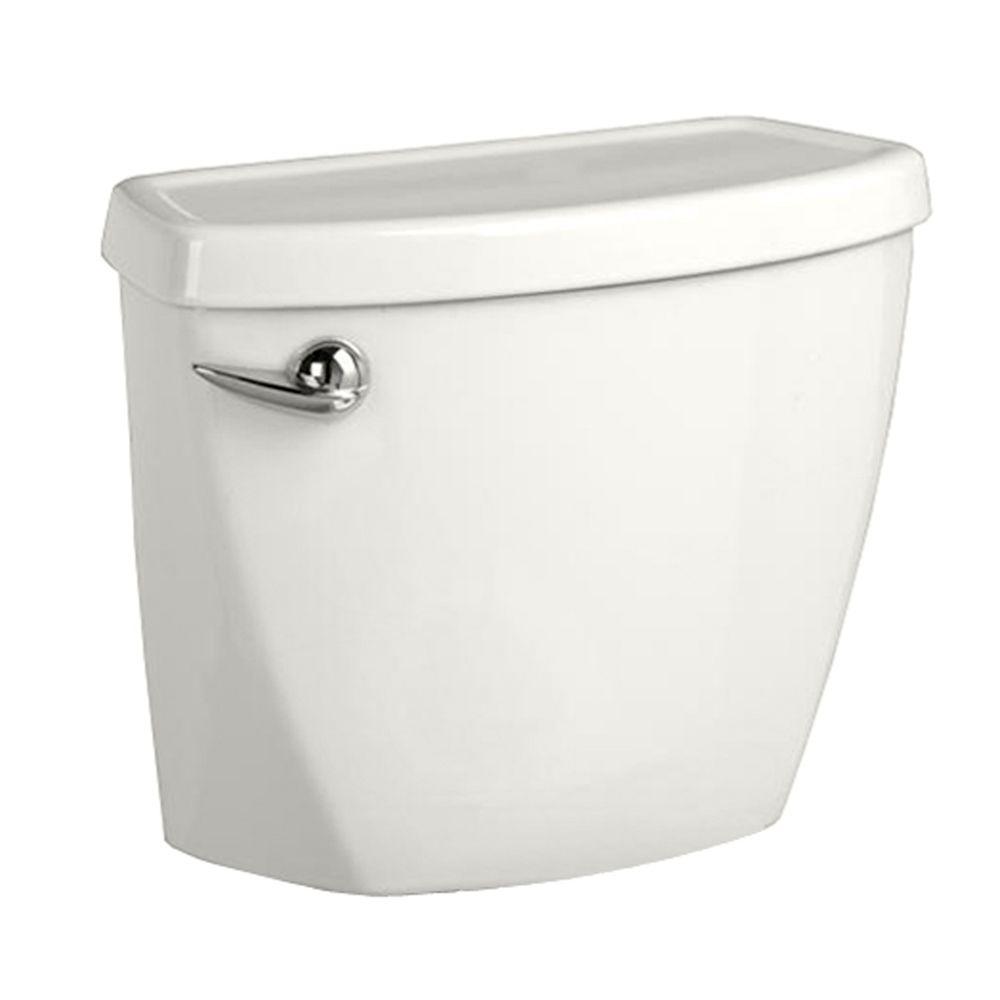 Baby Devoro 1.28 GPF Single Flush Toilet Tank Only in White