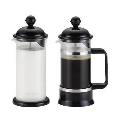 La Petite 3-Cup French Press in Black