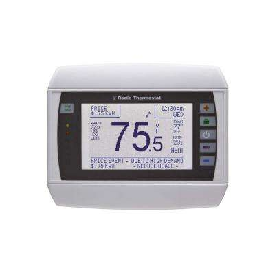 CT80 7-Day Programmable Thermostat (Z-Wave Enabled)