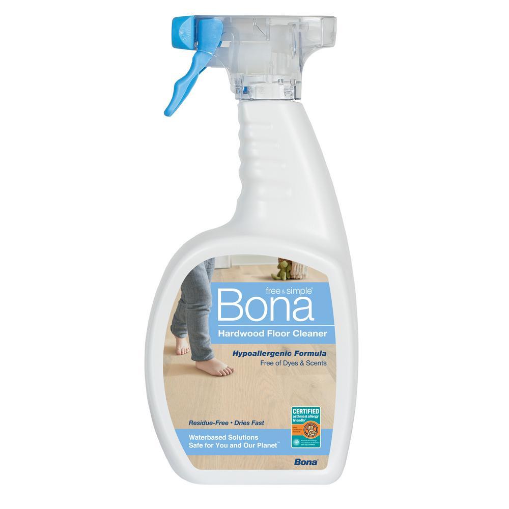 Bona 32 Oz Free And Simple Hardwood