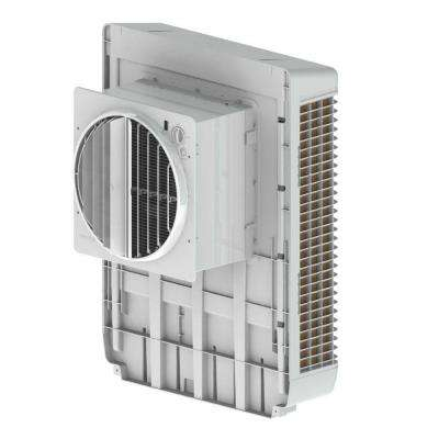 5,900 CFM 3-Speed Window Evaporative Cooler