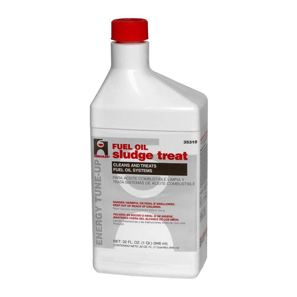 32 oz. Fuel Oil Sludge Treatment