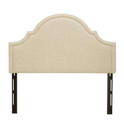 Wood Ash Queen Catherine Headboard