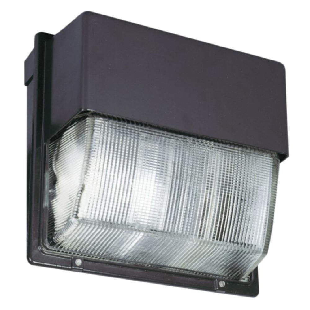 Lithonia Lighting Bronze Outdoor Integrated Led 5000k Wall