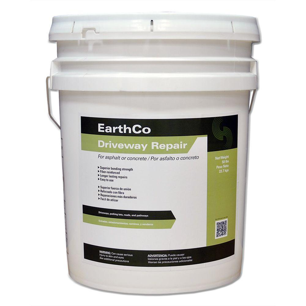 Earthco 50 Lb Driveway Repair And Blacktop Patch 023
