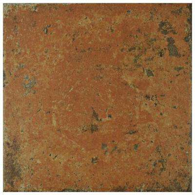 Avila Cotto 12-1/2 in. x 12-1/2 in. Ceramic Floor and Wall Tile (17.22 sq. ft. /case)