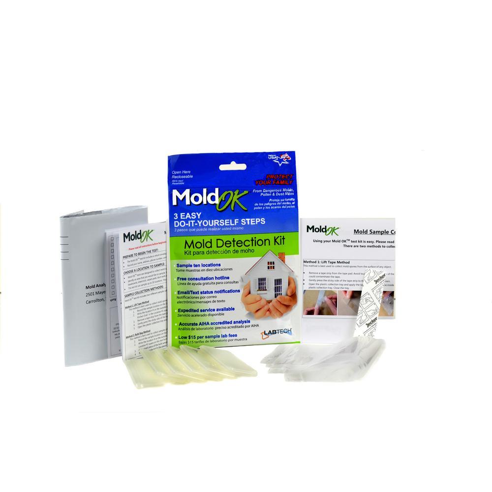 Labtech mold detection kit lt5120 the home depot labtech mold detection kit solutioingenieria Choice Image