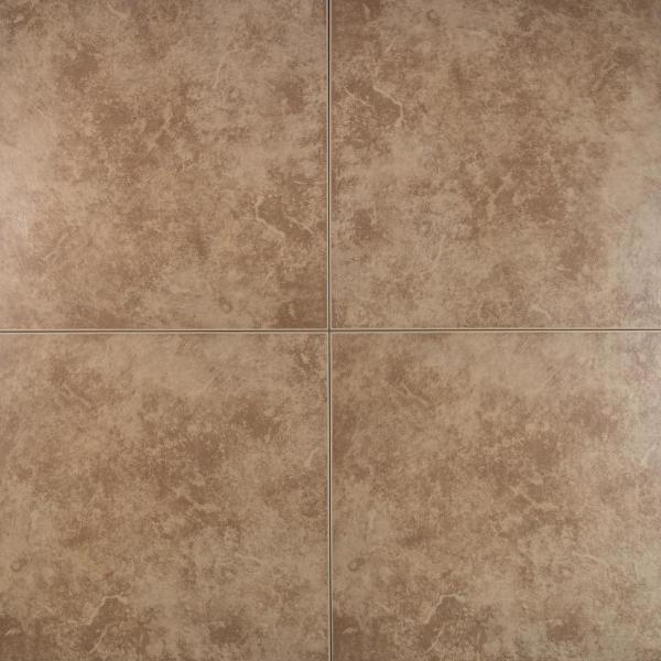 Montecito 16 in. x 16 in. Matte Ceramic Floor and Wall Tile (16 sq. ft. / case)