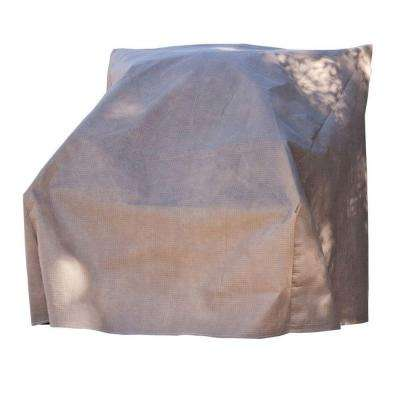 Elite 40 in. W Patio Chair Cover with Inflatable Airbag to Prevent Pooling