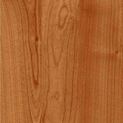 Native Collection Gunstock Oak Laminate Flooring - 5 in. x 7 in. Take Home Sample