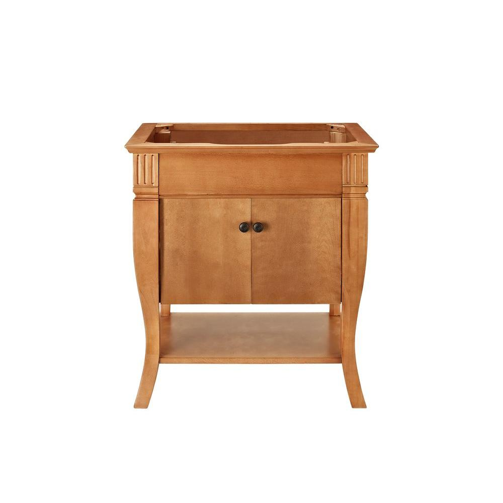 RYVYR Colorado 24 in. Vanity Cabinet Only in Maple