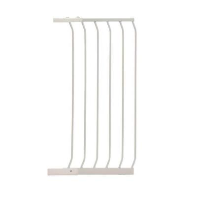 17.5 in. Gate Extension for White Chelsea Extra Tall Child Safety Gate