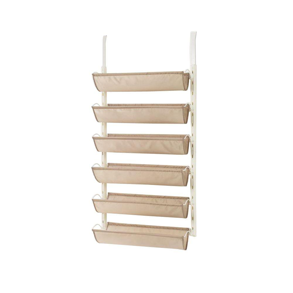 Merveilleux Neatfreak 6 Sling Over The Door Shoe Rack