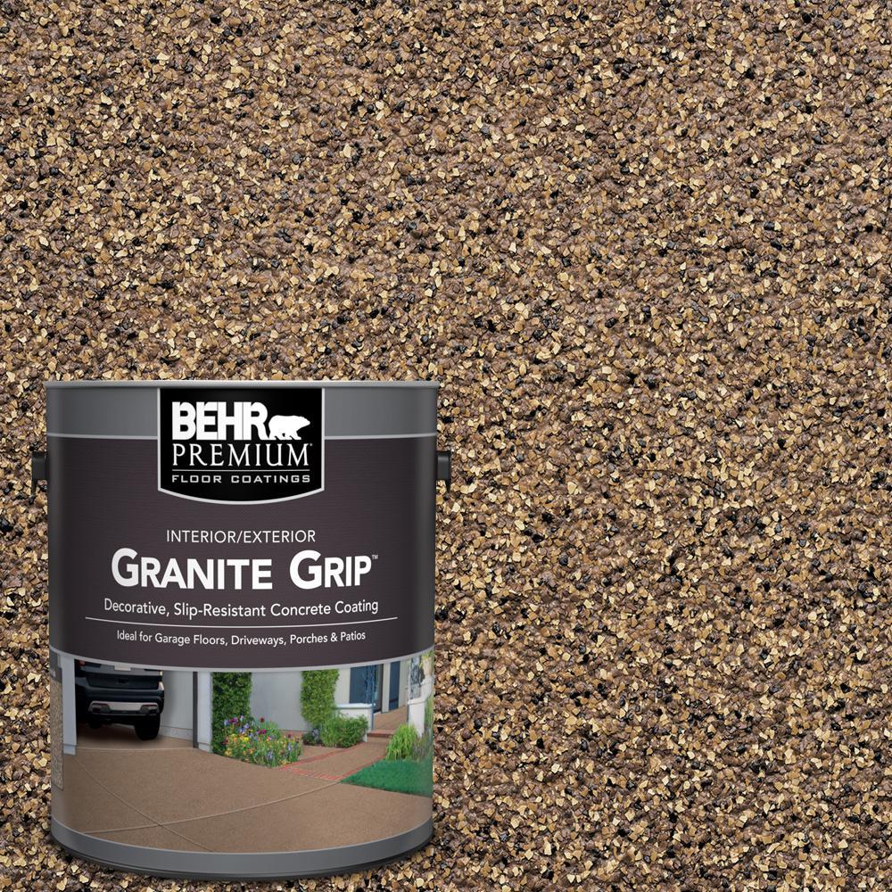 1 gal. #GG-16 Baltic Stone Decorative Concrete Floor Coating