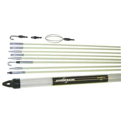 35 ft. Glow Fish Rod Installer's Kit