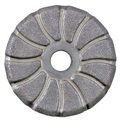 4 in. Vacuum Brazed Disc 30-Grit Surface Prep Tool