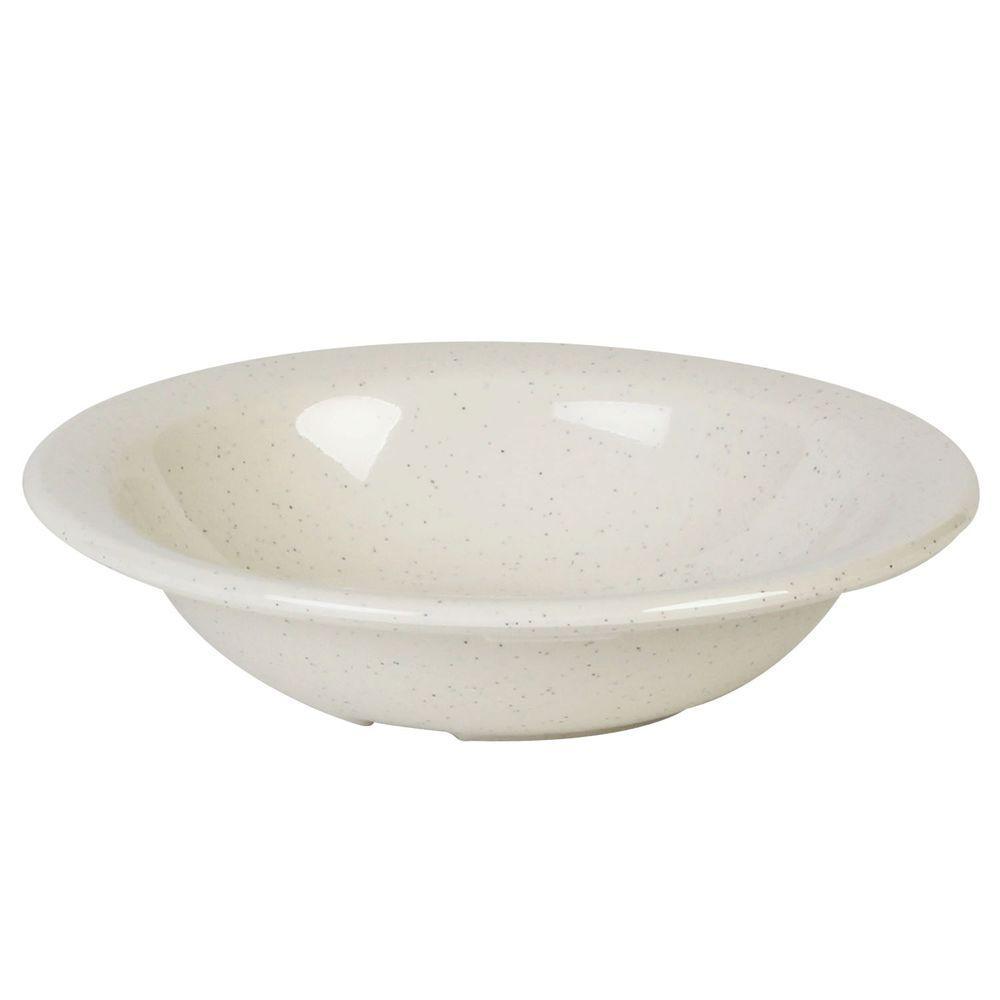 Restaurant Essentials Sandova 17 oz., 7-1/4 in. Salad Bowl (12-Piece)
