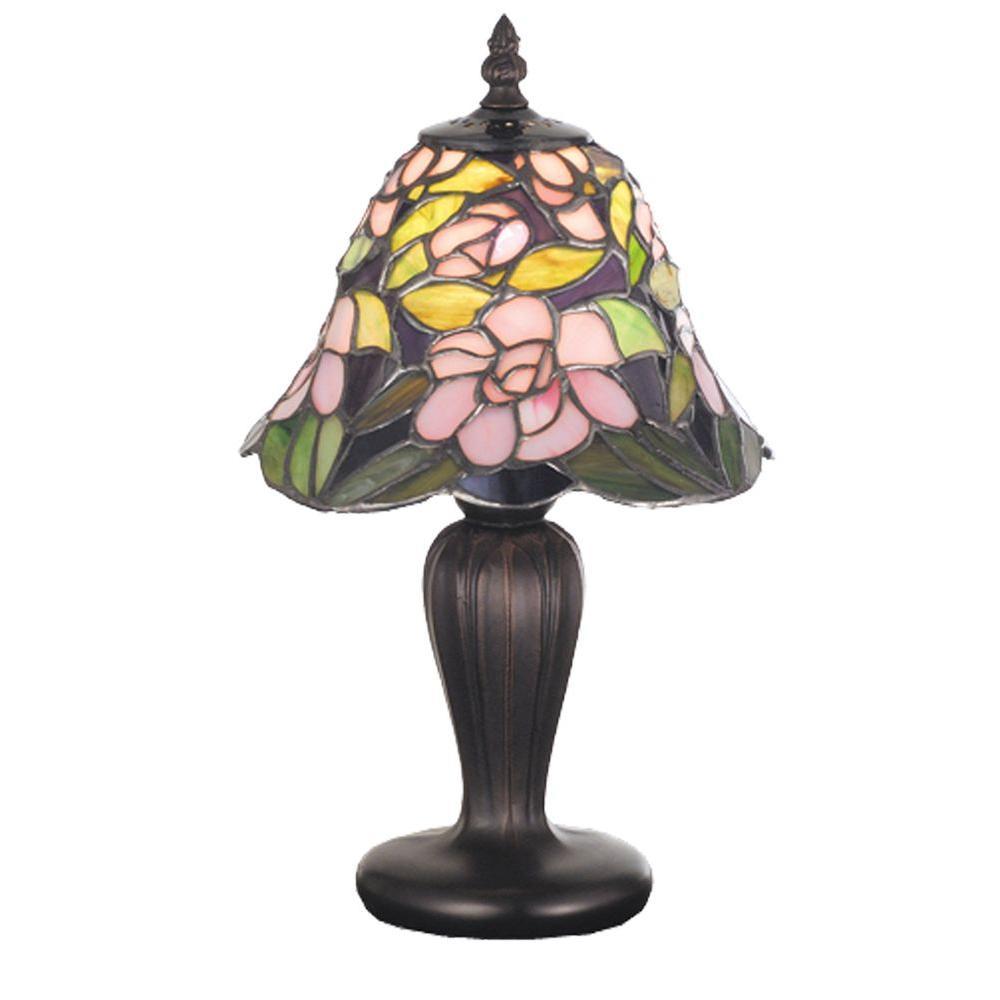 Illumine 1 Light Begonia Mini Lamp