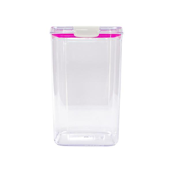 Cube Tritan 4.23 qt. Co-Polyester Food Storage Container with Lid