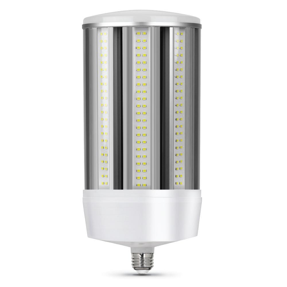 Feit Electric 1000 Watt Equivalent Corn Cob High Lumen Daylight 5000k Hid Utility Led Light Bulb C20000 5k Led Hdrp The Home Depot
