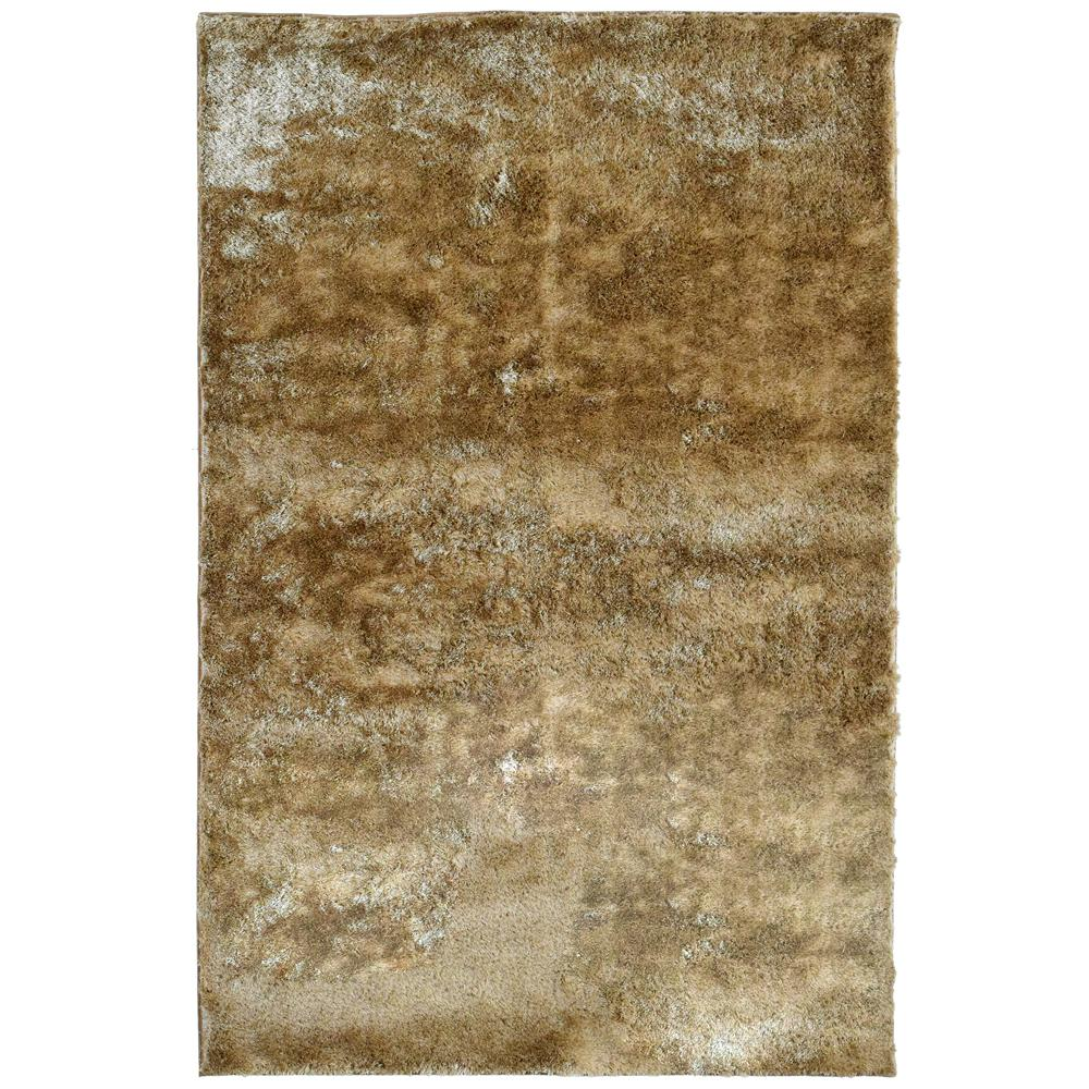 Lanart Silk Reflections Gold 8 ft. x 10 ft. Area Rug-SILKRE810GD ...