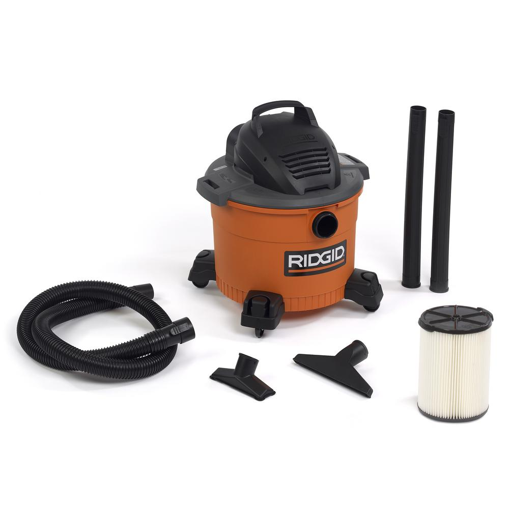 RIDGID 9 Gal. 4.25-Peak HP Wet Dry Vac