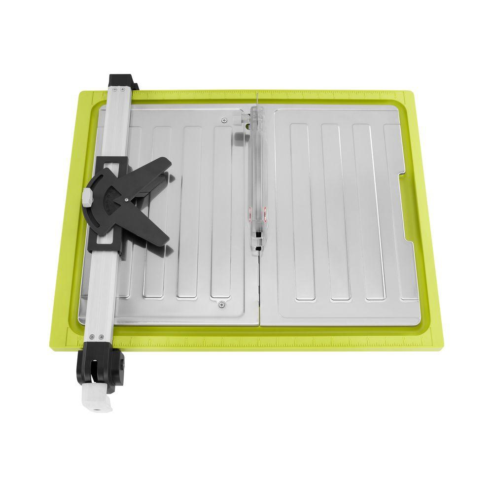 Ryobi 7 In 4 8 Amp Tabletop Tile Saw