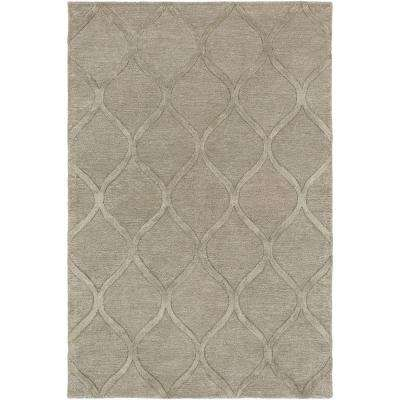 Urban Cassidy Stone 9 ft. x 13 ft. Indoor Area Rug