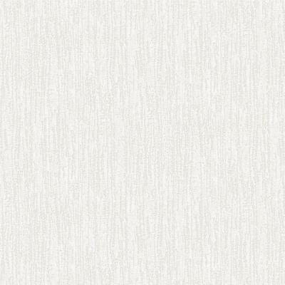 Bark Paintable White Wallpaper