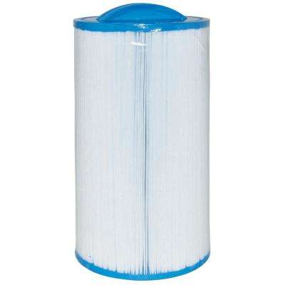 CH Series 4-15/16 in. Dia x 9-1/4 in. 35 sq. ft. Replacement Filter Cartridge with V-Groove Semi-Circular Handle
