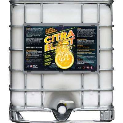 275 Gal. Tote Citra Blast D-Limonene Cleaner