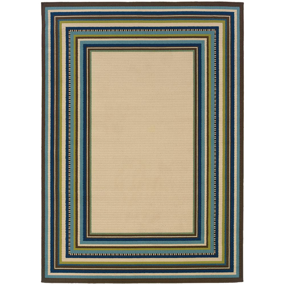 Home Decorators Collection Pompano Beige 2 Ft 5 In X 4