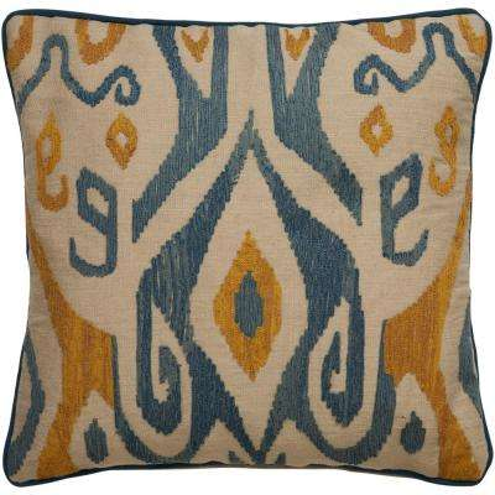 Dekota Tidal Foam Poly Decorative Pillow