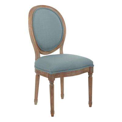 Superbe Lillian Oval Back Chair
