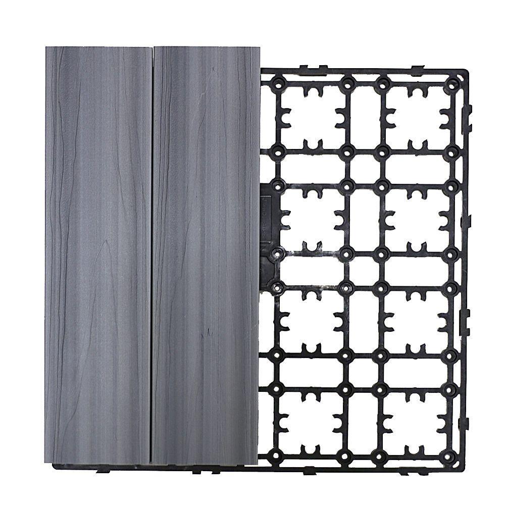 Newtechwood deck a floor premium modular outdoor composite for House floor tiles sample pictures