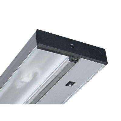 Pro-Series 22 in. Brushed Silver LED Under Cabinet Light with Dimming Capability