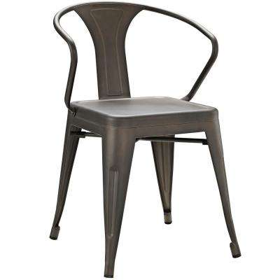 Promenade Brown Dining Chair