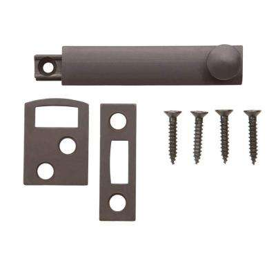 2-1/2 in. Oil-Rubbed Bronze Surface Bolt