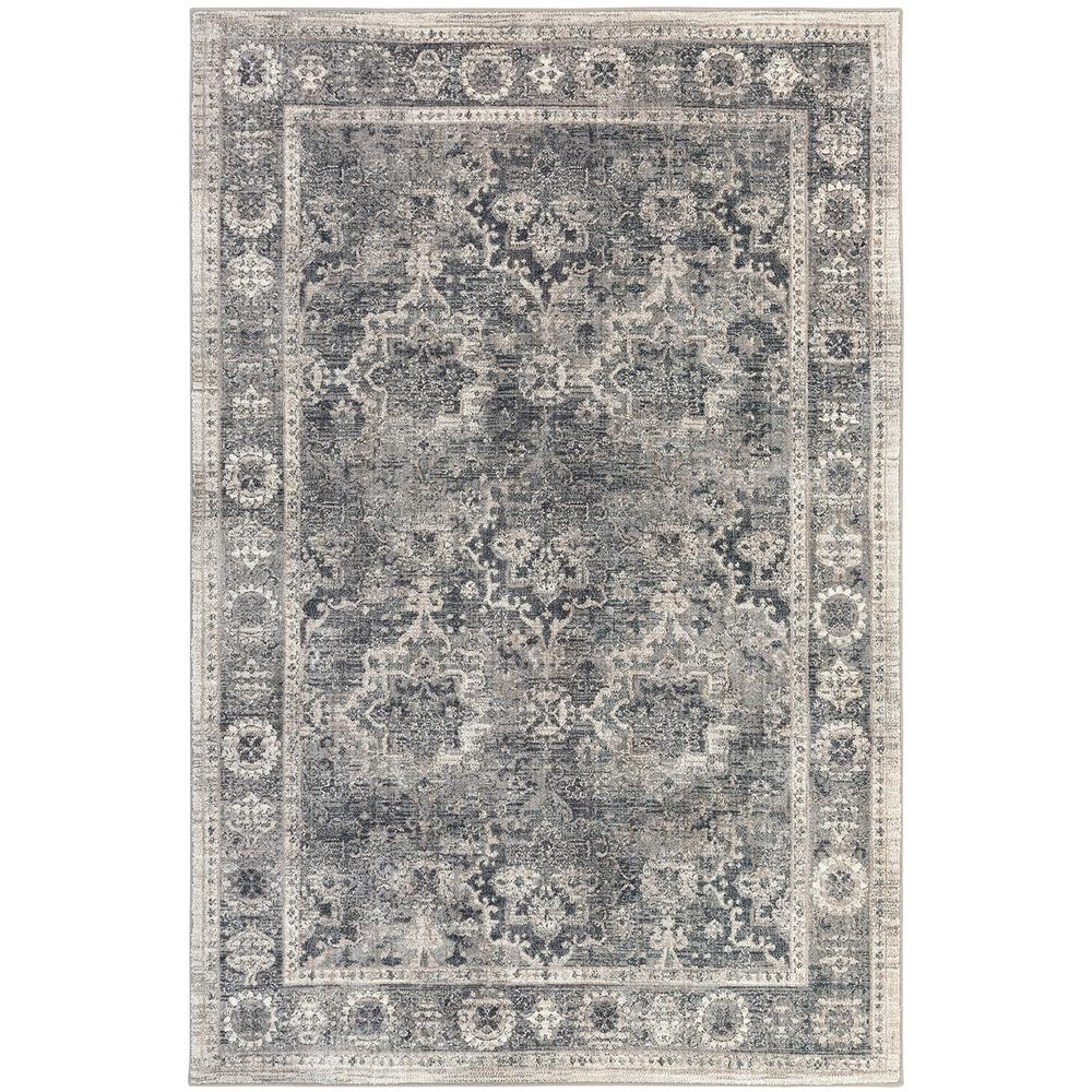 Mohawk Home Fair Point Sea 8 Ft X 10 Ft Indoor Area Rug 515171 The Home Depot