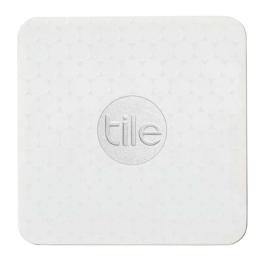 Slim Key/Phone/Item Finder, White