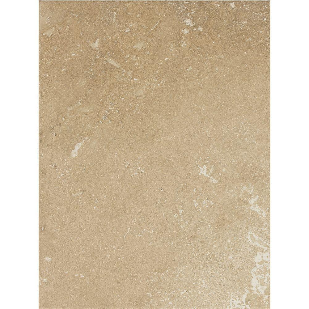 Daltile Sandalo Acacia Beige 9 in. x 12 in. Glazed Ceramic Wall Tile (11.25 sq. ft. / case)