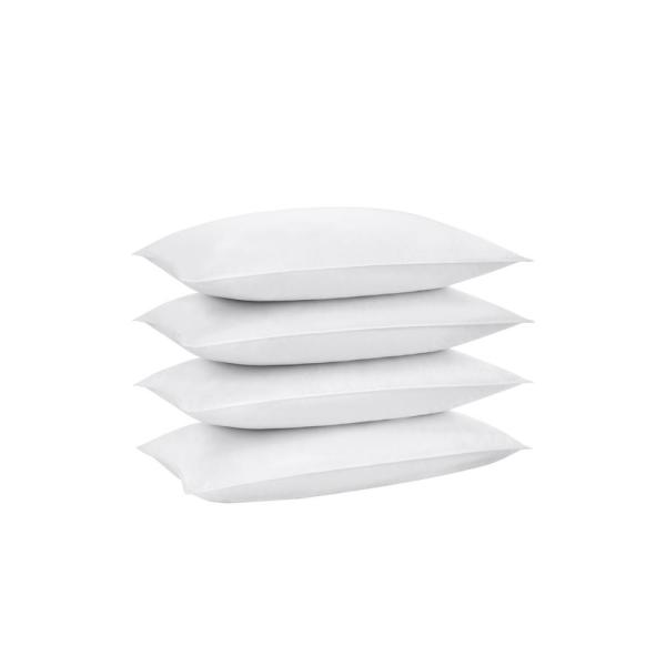 Every Position Allergy Relief King Pillow (Set of 4)