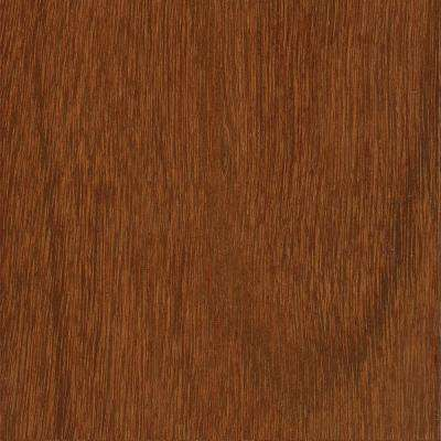 Brazilian Chestnut Kiowa 3/8 in. T x 5 in. W x Varying Length Click Lock Exotic Hardwood Flooring (26.25 sq. ft. / case)