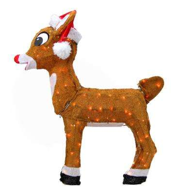 26 in christmas - Christmas Reindeer Decorations