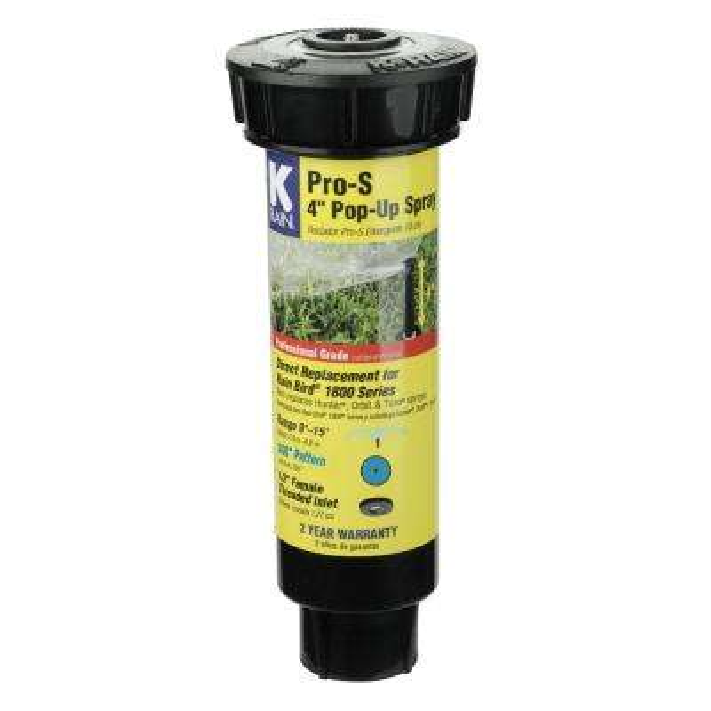 PRO-S 4 in. Full Pattern Pop Up Sprinkler