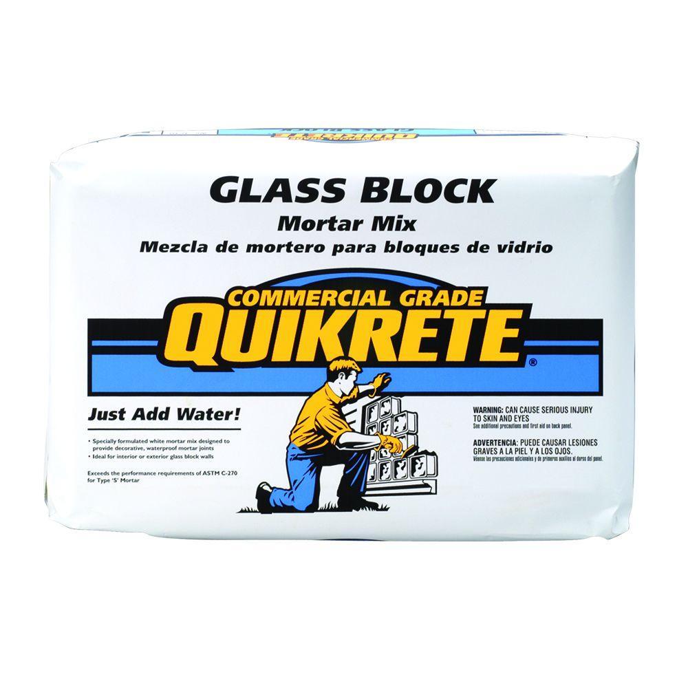 25 lb. Glass Block Mortar