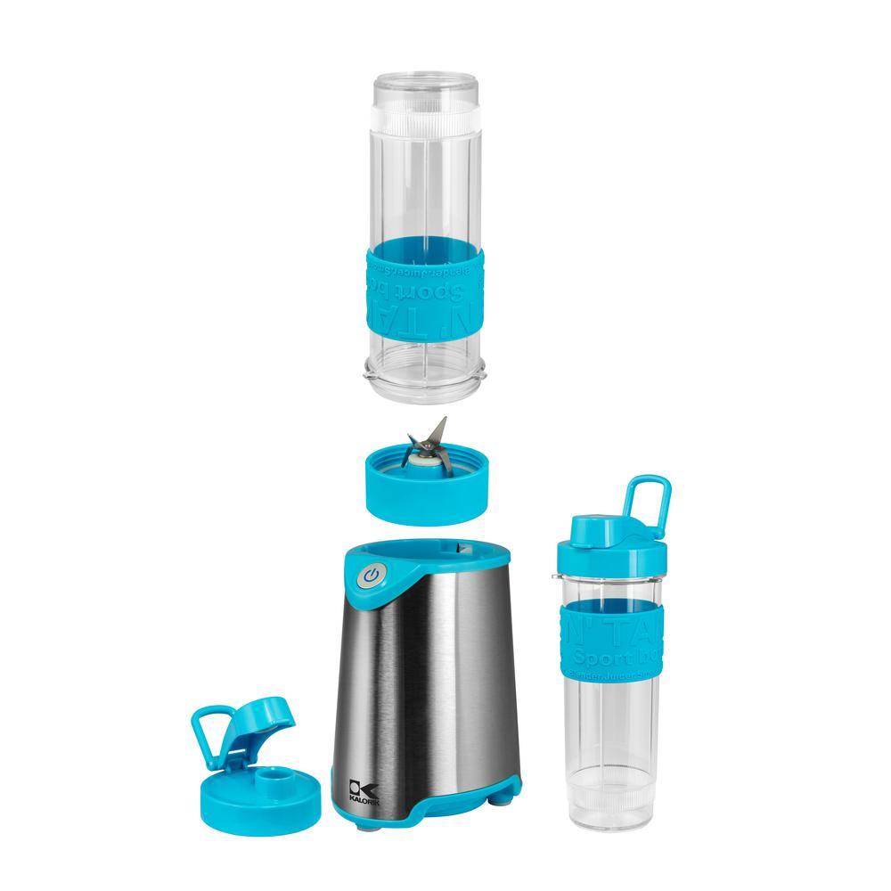 20 oz. Single Speed Blue Personal Blender