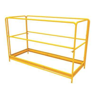 Joined Panel 6 ft. x 2.5 ft. x 3.4 ft. Scaffold Guardrail System